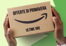 Offerte di Primavera Amazon: oggi Sony, UE, B&O, Echo, Hue Apple TV, iPad, Domotica