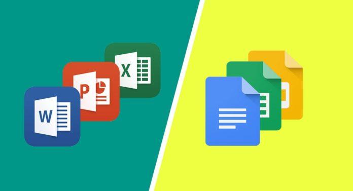 Su Google Docs ora si possono modificare direttamente i file Microsoft Office
