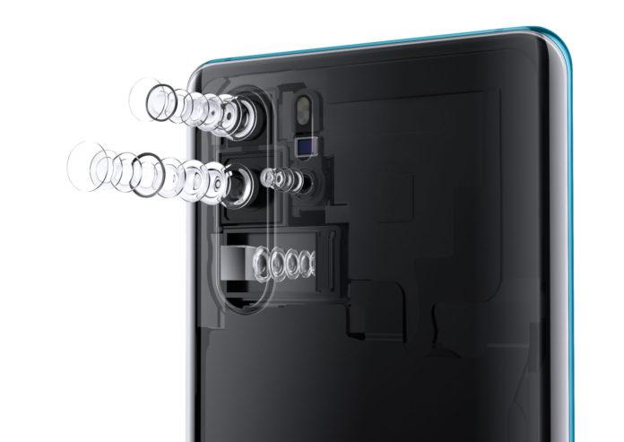 Huawei P30 Pro, come funziona la magia del super zoom