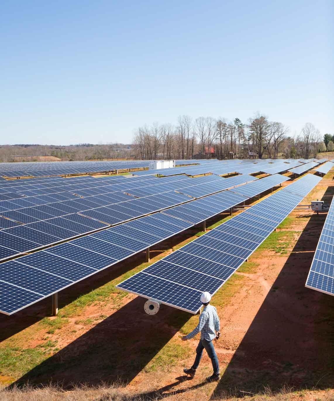 I progetti di Apple e i suoi partner comprendono una gamma diversificata di fonti, tra cui impianti solari ed eolici nonché tecnologie emergenti come celle a combustibile alimentate a biogas, sistemi micro-idroelettrici e tecnologie di accumulo.