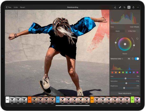 L'app Pixelmator Photo dedicata ai fotografi arriva ad aprile ma si prenota già ora con lo sconto