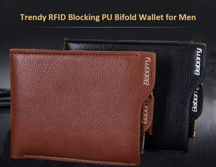 Portafoglio antifurto con blocco RFID: un accessorio sempre più indispensabile