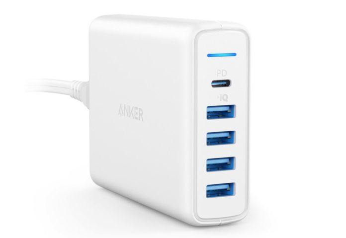 Recensione PowerPort+ di Anker, l'unico caricabatterie da tavolo che vi serve