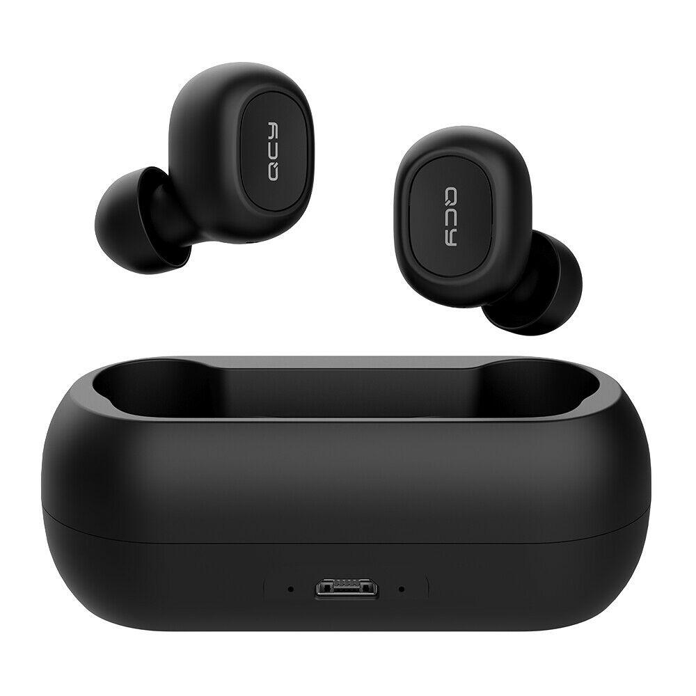 QCY T1C, cuffie auricolari true wireless Bluetooth 5.0: solo 18 € e spedizione gratis