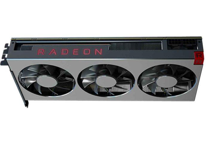 La AMD Radeon VII compatibile con macOS 10.14.5
