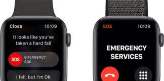 Apple Watch ha rilevato una caduta e salvato la vita a una donna di 80 anni