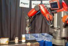 RoCycle è un robot in fase di studio in grado di differenziare gli oggetti nelle discariche
