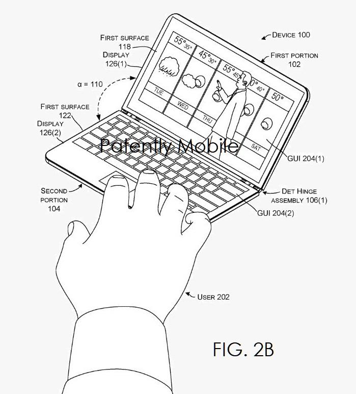 Microsoft vuole battere Apple sugli smartphone pieghevoli