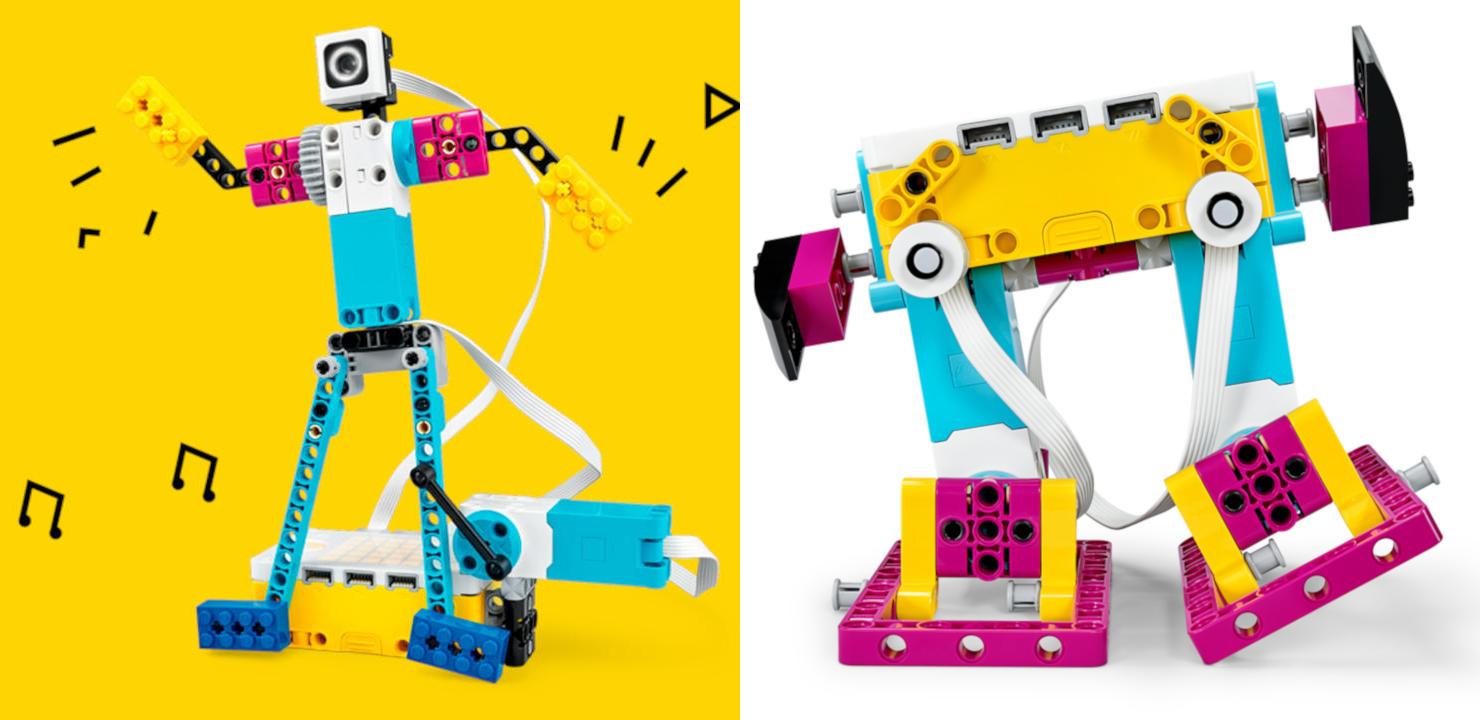 Il Coding si impara con Lego Spike Prime, molto più di un robot