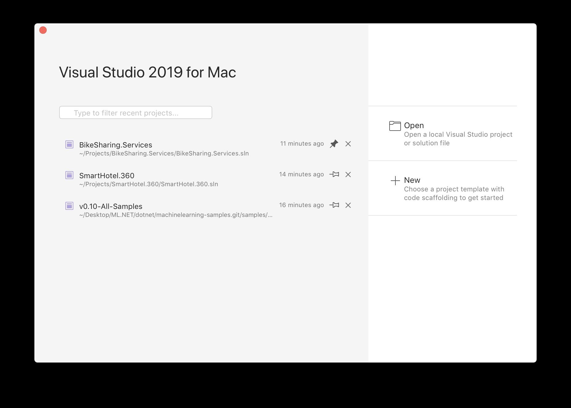 Microsoft, disponibile Visual Studio 2019 per Mac