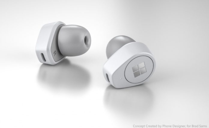 Surface Buds, anche Microsoft vuole competere con Apple AirPods