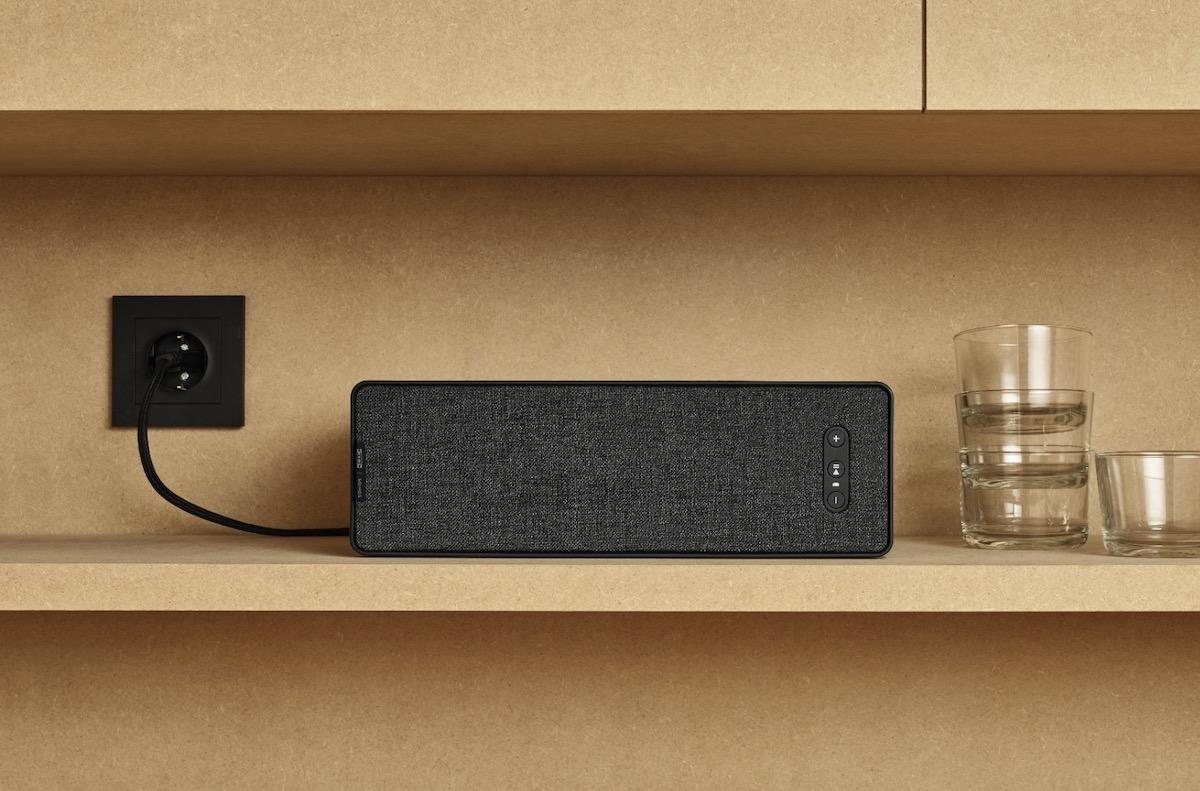 Luce e suono con il design IKEA e Sonos per l'audio multi-room con Symfonisk