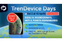 Terminano domani gli Sconti dei TrenDevice Days: fino al -50% su Smartphone e Tablet Ricondizionati
