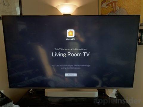 Come funzioneranno AirPlay e HomeKit nei TV compatibili