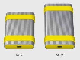 Unità SSD esterne Sony