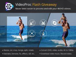 Scarica Gratis il software di video editing per Mac e PC VideoProc