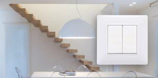 Disponibili gli interruttori Vimar Friends of Hue: attivano luci e scenari senza batterie e sono compatibili Homekit