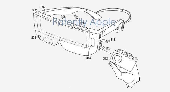 Apple ottiene il sesto brevetto per il visore AR – VR atteso nel 2020