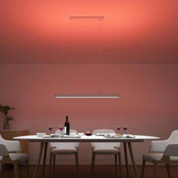 Xiaomi Yeelight YLDL01YL, la lampada a sospensione con 294 LED smart  in offerta lampo