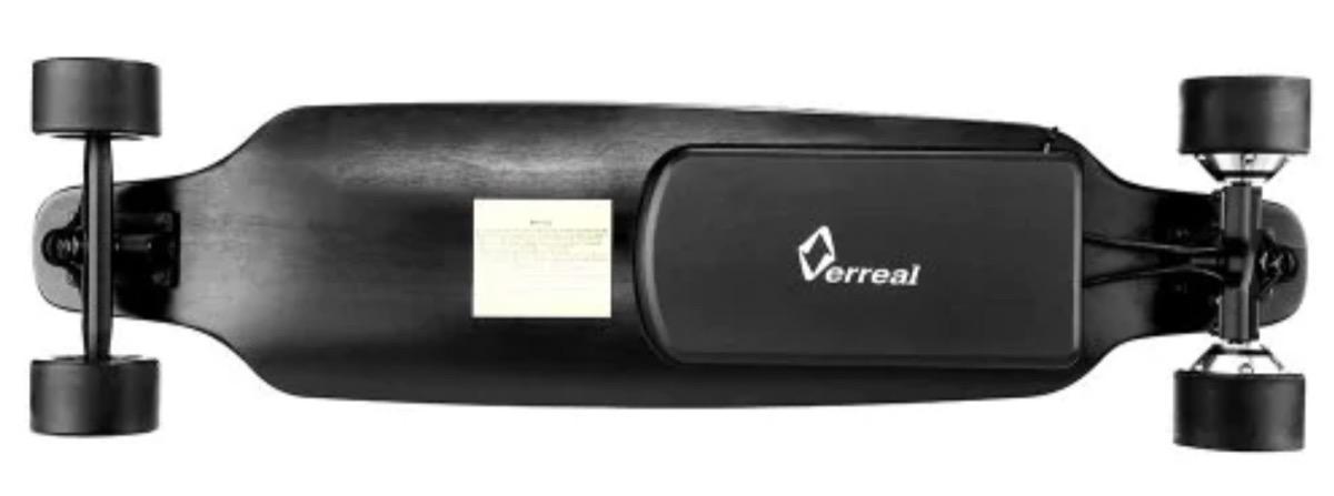 Alfawise Verreal F1, lo skateboard elettrico che va a 38 Km/h
