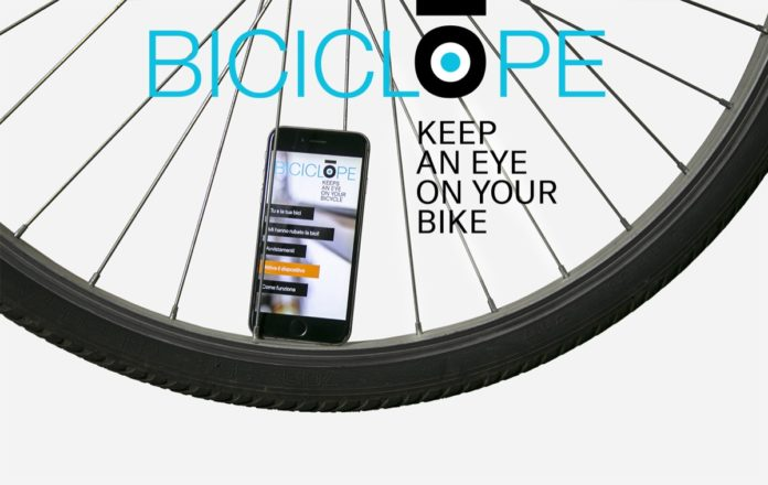 BiCiclope, il primo antifurto social per biciclette è tutto italiano
