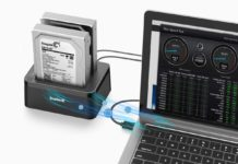 Inateck SA02002, docking station Dual-Bay in sconto a 31,99 euro