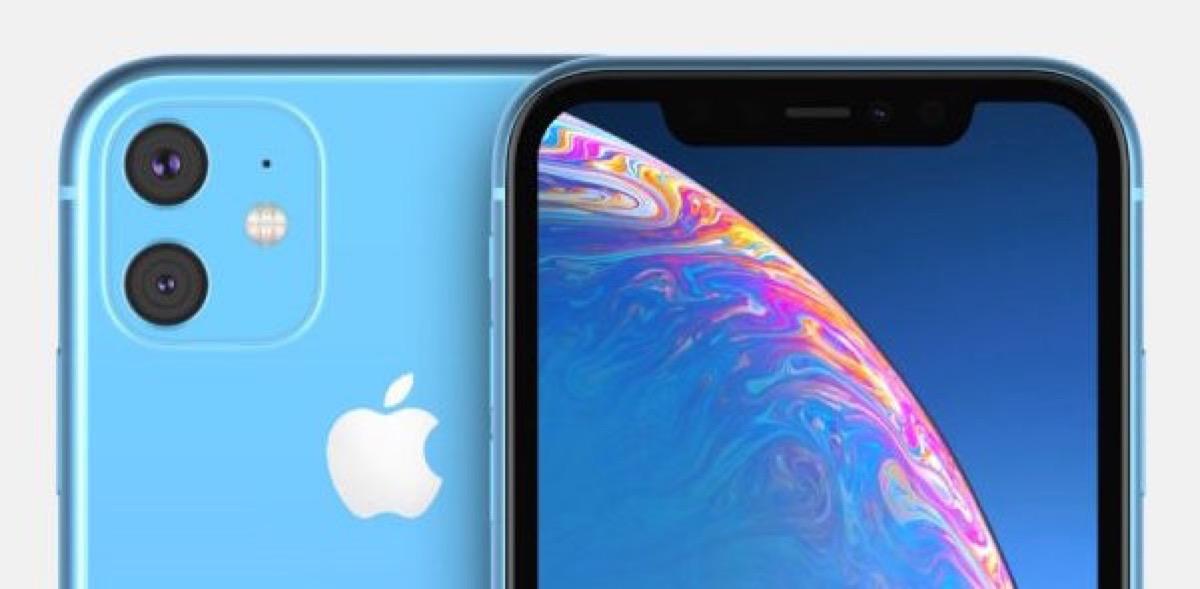 Prossimo iPhone XR nei colori verde e lavanda