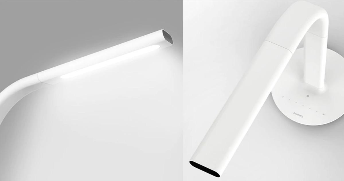 Mijia Philips, la lampada da tavolo LED connessa