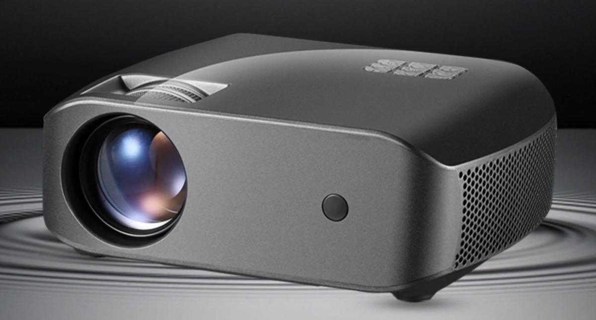 VIVIBRIGHT F10, videoproiettore Full HD con supporto video 3D