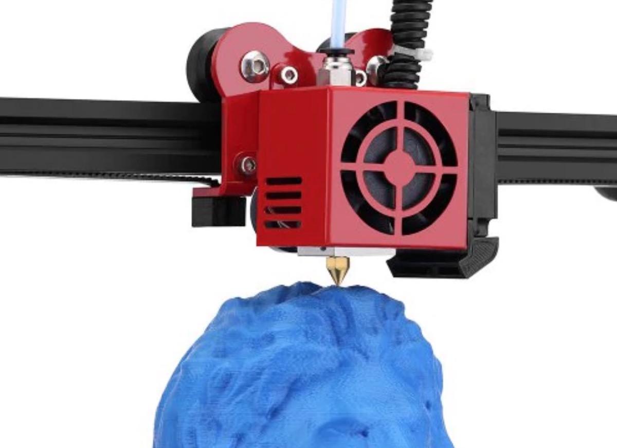 Alfawise U20 ONE, stampante 3D con schermo touch in prevendita a 270 euro