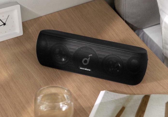 Anker Soundcore Motion+, speaker Bluetooth 30W con BassUp in sconto a 79,99 euro