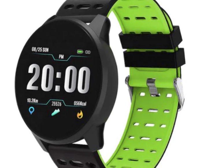 Smartwatch che misura frequenza cardiaca e pressione del sangue a soli 16 euro