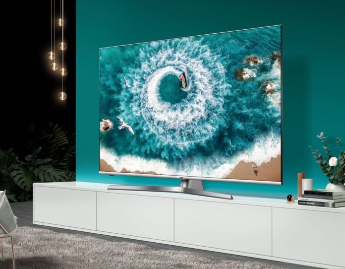 Hisense U7B e U8B, i nuovi TV ULED con HDR e Dolby Vision