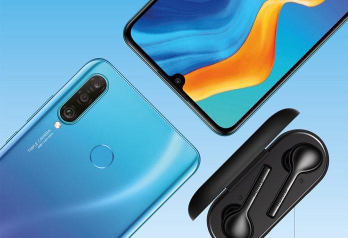 Preordini Huawei P30 Lite, su Amazon in regalo Freebuds Lite e 30€ di cinema