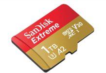 La microSD da 1 TB è reale e purtroppo pure il prezzo
