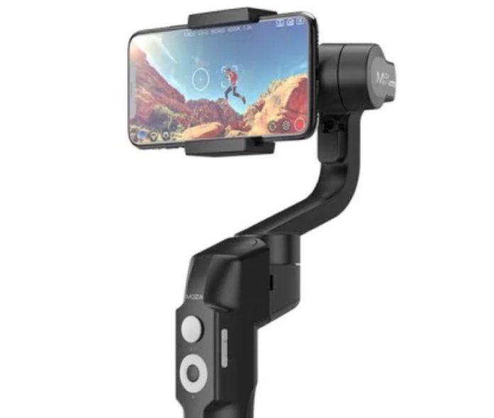 MINI-S, gimbal per smartphone con inseguimento del soggetto in sconto a 72 euro
