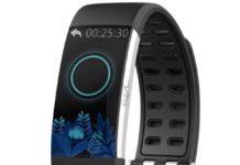 Smartband Alfawise, il sosia di Fitbit in offerta a 24,24 euro