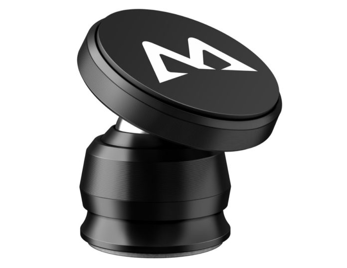 Supporto smartphone per auto con sfera magnetica a soli 6,39 euro