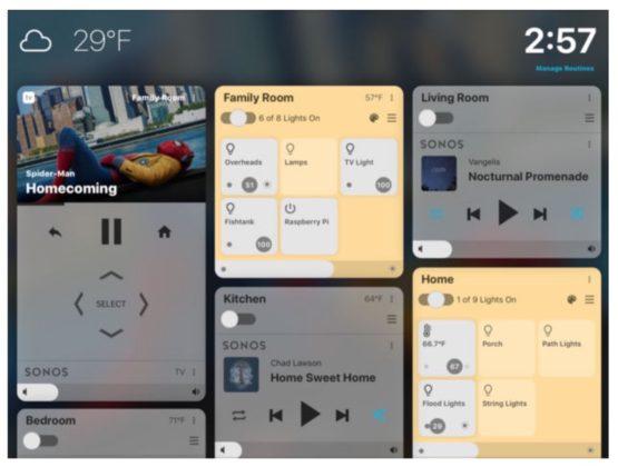Fuse, tutta la casa Smart centralizzata in una sola app per iOS