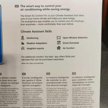 tado° Controllo Climatizzazione Intelligente ora funziona con HomeKit e costa pure meno