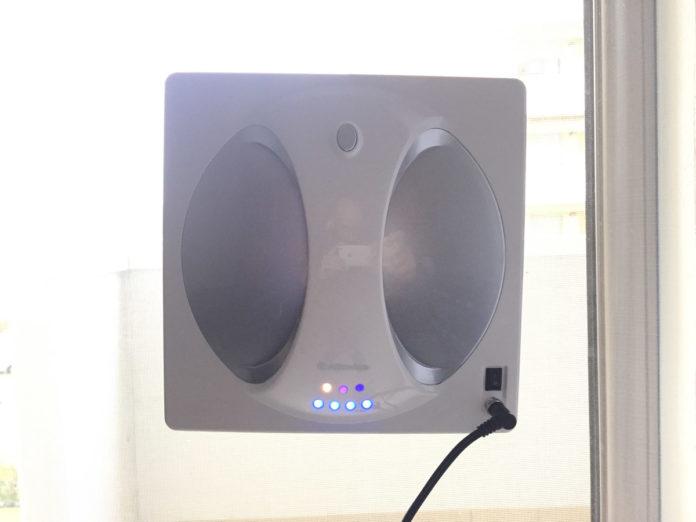 Recensione Alfawise WS 960, il lavavetri automatico ed economico