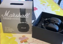 Marshall Major 3 Bluetooth, la prova di Macity