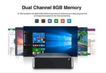 In offerta CHUWI GT Box, il barebon Windows 10 Home per gioco e produttività