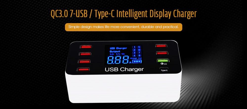 Recensione USB Smart Charger, la stazione di ricarica QC 3.0 e USB-C per domare tutti i dispositivi