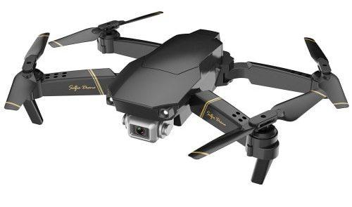GLOBALDRONE GD89, il drone del Mavic Pro è servito a 52 euro