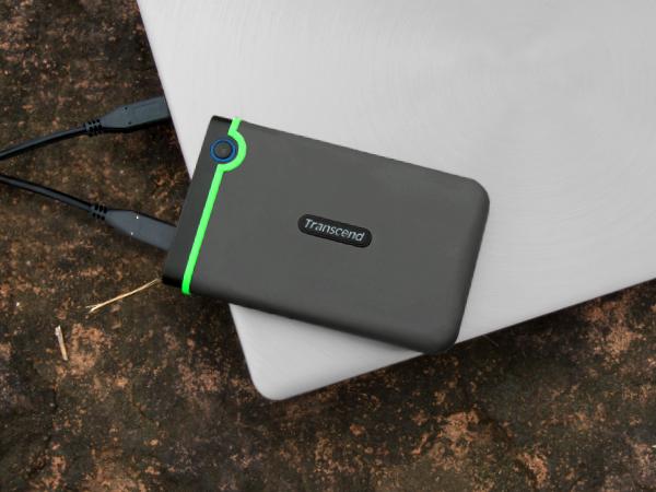 Transcend, una nuova linea di dischi portatili con USB Type-C