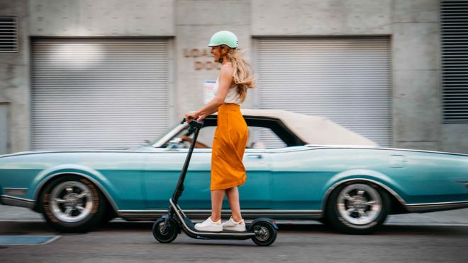 Rev, lo scooter elettrico controllato da iPhone