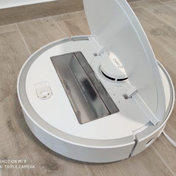 Recensione 360 S5, pulizie in casa a 360 gradi