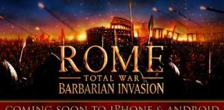 Rome: Total War – Invasioni Barbariche finalmente disponibile su iPhone
