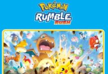 Pokemon Rumble Battler Rush in arrivo per iPhone